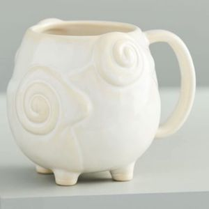 Sheep Mug-NEW-West Elm-Stoneware LAST ONE